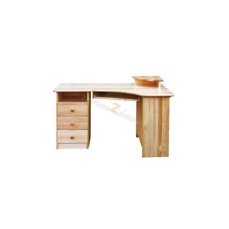 Rohový písací stôl ľavý>                                         <span class=