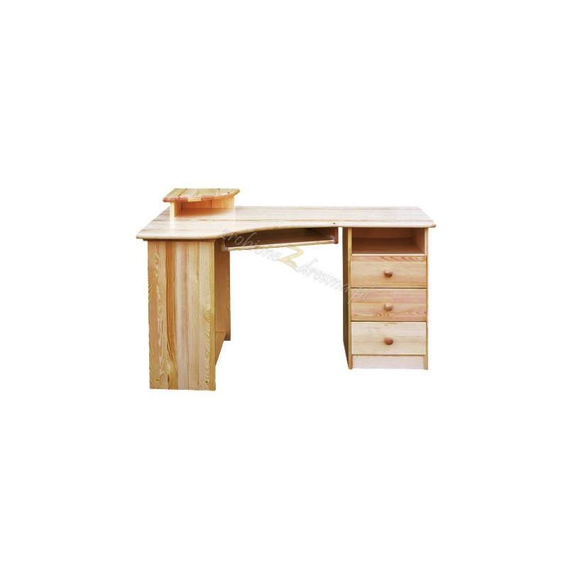 Rohový písací stôl pravý>                                         <span class=