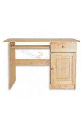 Borovicový písací stôl SD