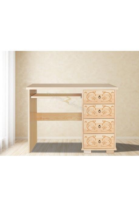 Písací stôl Štýlový 4s