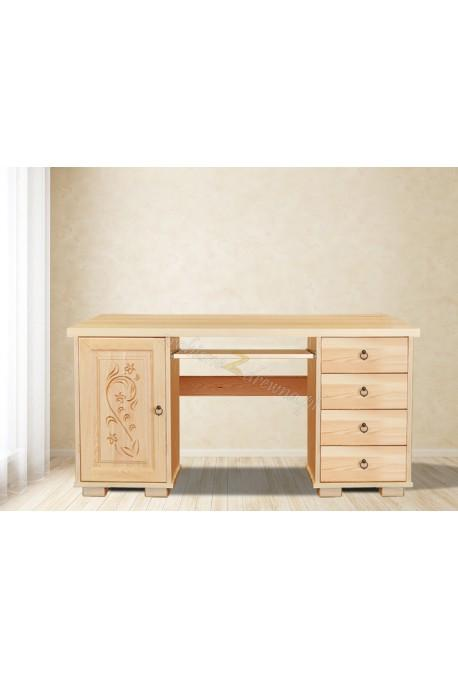 Písací stôl Štýlový 2KSD