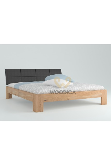 Łóżko dębowe Vernalis 06