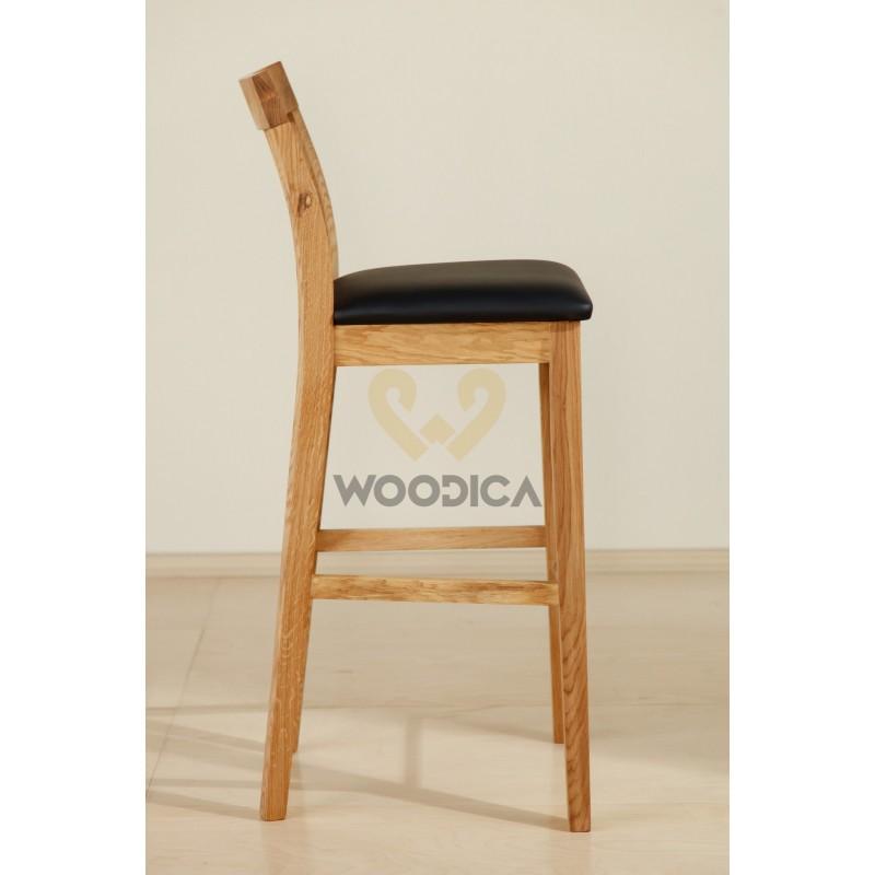 Krzesło dębowe barowe 02>                                         <span class=
