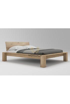 Łóżko dębowe Imperata 04