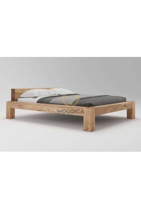 Łóżko dębowe Syringa 02