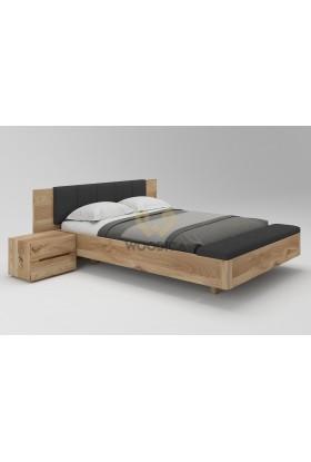 Łóżko dębowe Borago 04