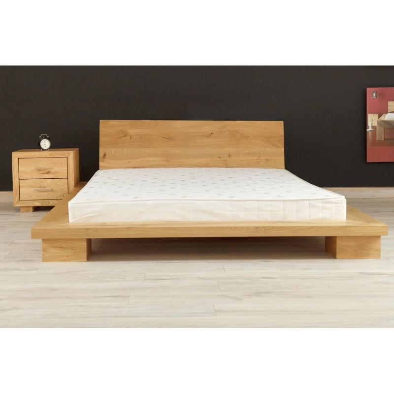 Łóżko dębowe Cerasus 03>                                         <span class=
