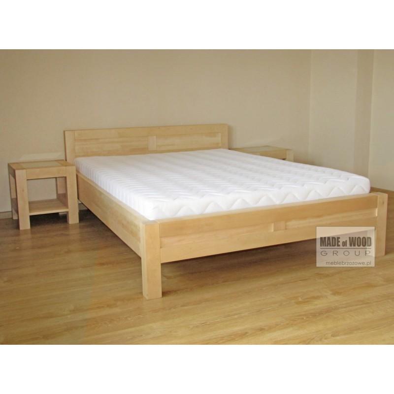 Brezová posteľ L4>                                         <span class=