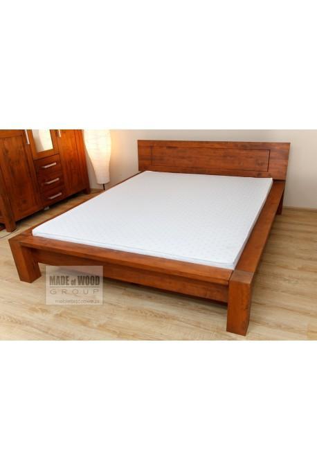 Brezová posteľ L1
