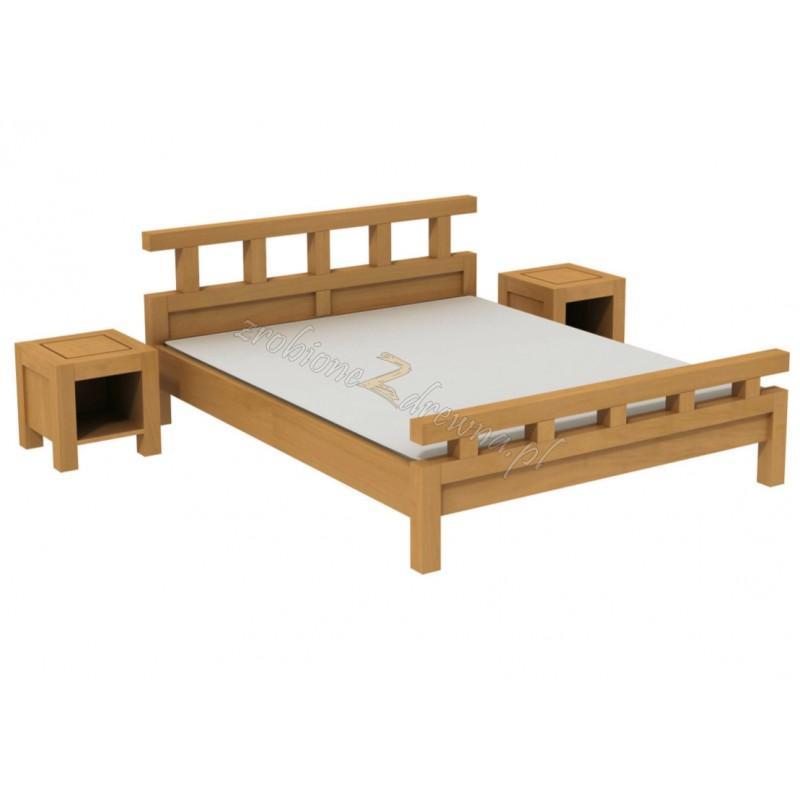 Brezová posteľ L7>                                         <span class=