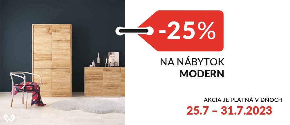 Modern -25%
