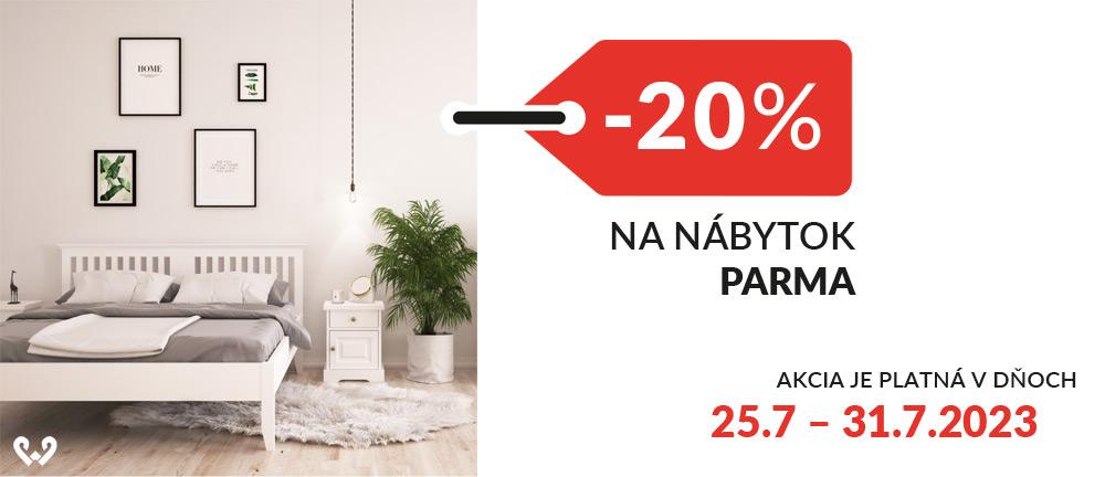 Parma -20%