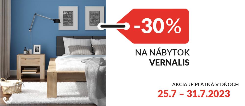 Vernalis -20%