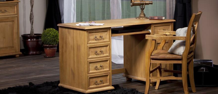 Písací stôl retro Hacienda