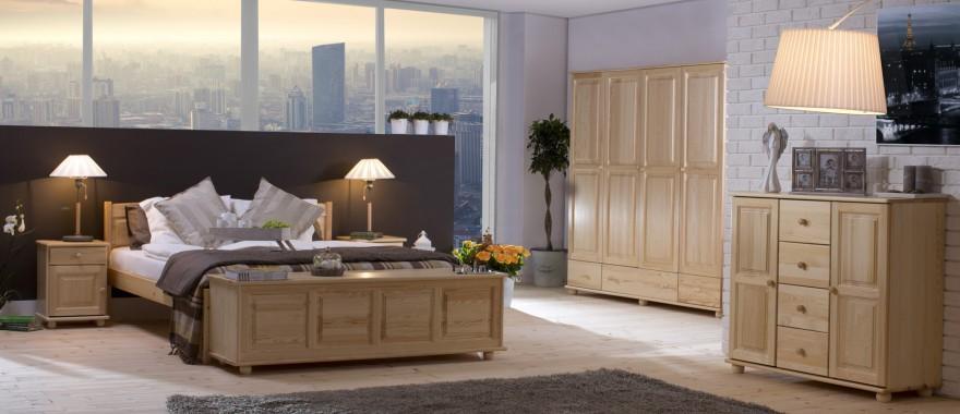 Borovicový nábytok Klasický