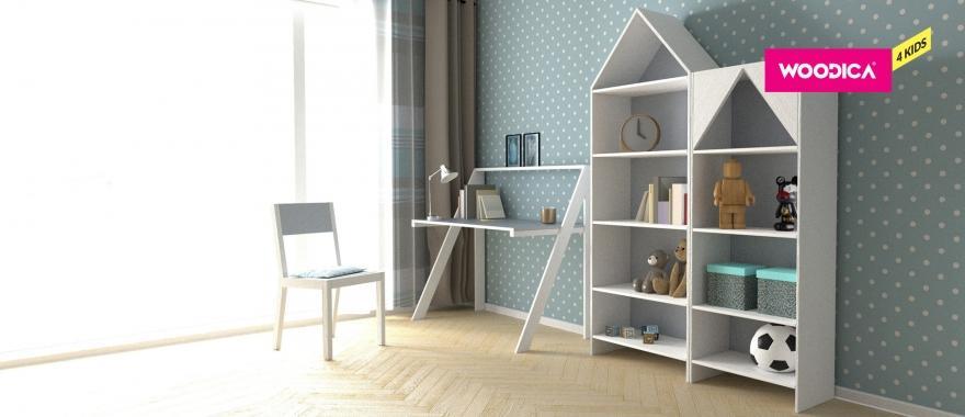Detský nábytok z masívu Home